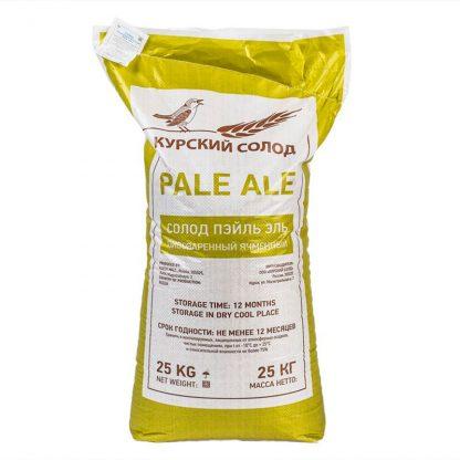 Солод Pale Ale Курский солод в мешке