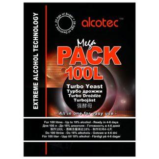 Alcotec MegaPack 100L