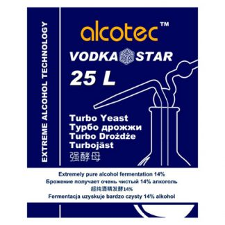 Alcotec VodkaStar Turbo