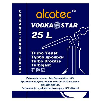 Alcotec VodkaStar Turbo