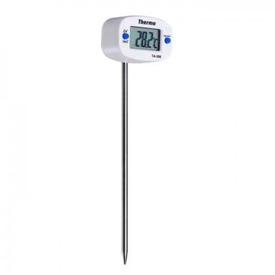 Термометр (щуп) цифровой поворотный