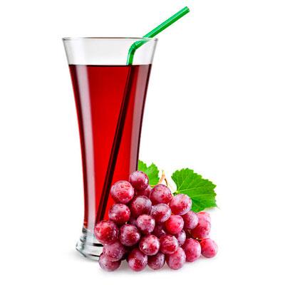 Сок концентрированный виноградный красный