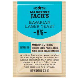 Bavarian Lager M76 Mangrove Jack's