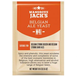 Belgian Ale M41 Mangrove Jack's