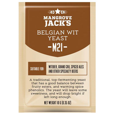 Belgian Wit M21 Mangrove Jack's