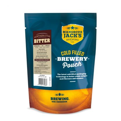 Солодовый экстракт Northern Star Bitter Mangrove Jack's