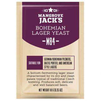 Bohemian Lager M84 Mangrove Jack's