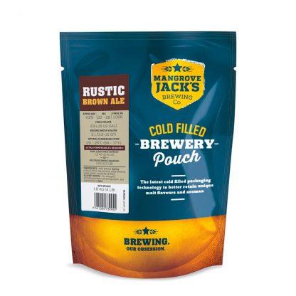 Солодовый экстракт Rustic Brown Ale Mangrove Jack's