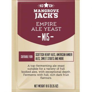 Empire Ale M15 Mangrove Jack's