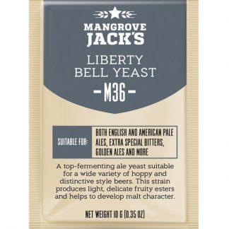 Liberty Bell Ale M36 Mangrove Jack's