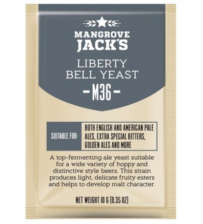Liberty Bell Ale M36 Mangrove Jack's