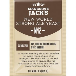 New World Strong Ale M42 Mangrove Jack's