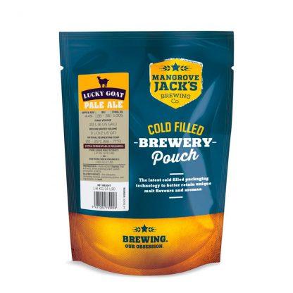 Солодовый экстракт Lucky Goat Pale Ale Mangrove Jack's