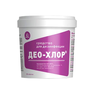 Део-Хлор (средство для дезинфекции)