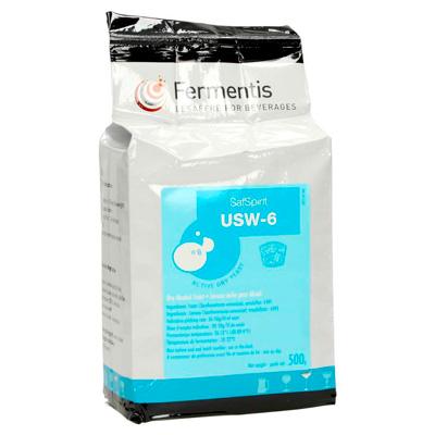 Дрожжи SafSpirit USW-6 Fermentis