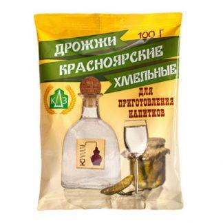 Спиртовые дрожжи Красноярские Хмельные