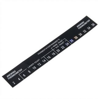 ЖК термометр (наклейка) на бак 2-36 C°