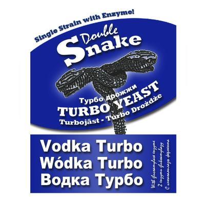 doublesnake vodka turbo 70 g