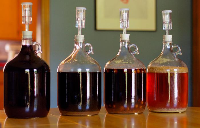 Пиво в бутылках Gallon