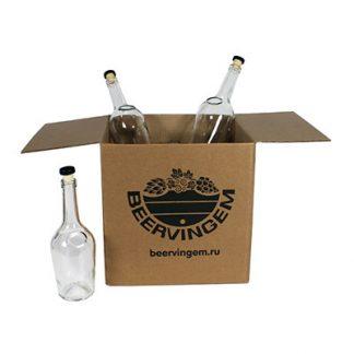 Бутылки коньячные Бирвингем