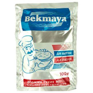 Хлебопекарные дрожжи Bekmaya, 100 г