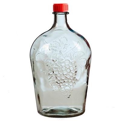 "Бутыль ""Виноград"", 4,5 л"