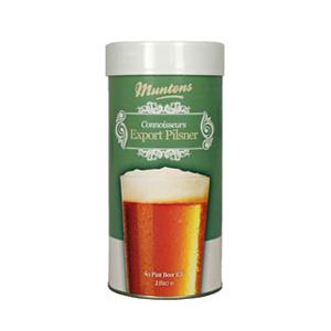 Пивной экстракт Muntons Export Pilsner