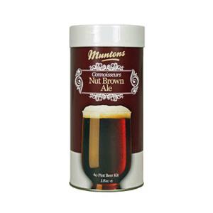 Пивной экстракт Muntons Nut Brown Ale