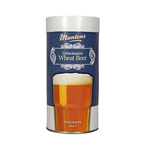 Пивной экстракт Muntons Wheat Beer