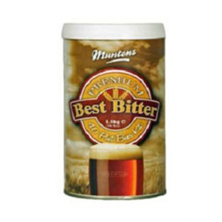 Пивной экстракт Muntons Best Bitter