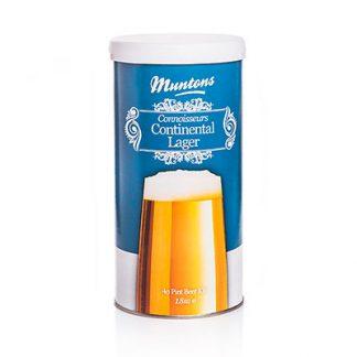 Пивной экстракт Muntons Continental Lager