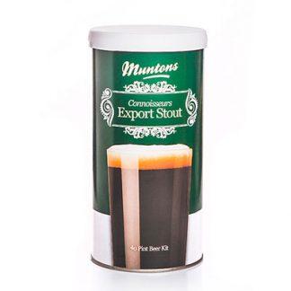Пивной экстракт Muntons Export Stout
