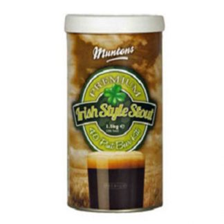 Пивной экстракт Muntons Irish Stout