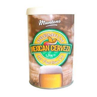 Пивной экстракт Muntons Mexican Cerveza