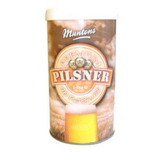Пивной экстракт Muntons Pilsner