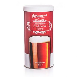 Пивной экстракт Muntons Traditional Bitter
