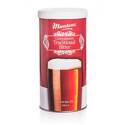 Пивной экстракт Muntons Traditional Bitter