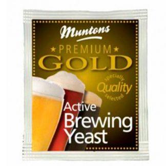 Дрожжи Muntons Premium Gold