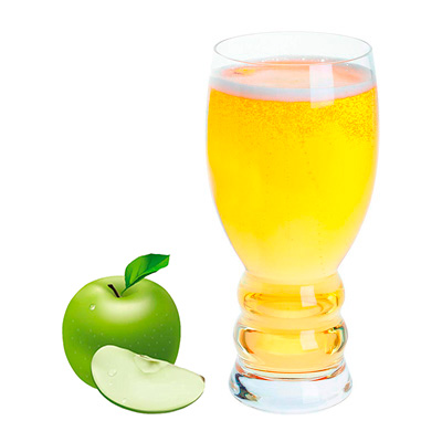 Яблочный сидр (набор на 25 л), кислотность 2,5-2,8%