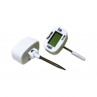 Термометр цифровой поворотный с коротким щупом