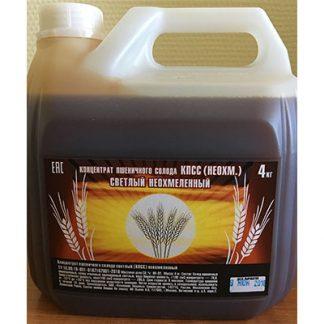 Концентрат пшеничного солода (светлый)